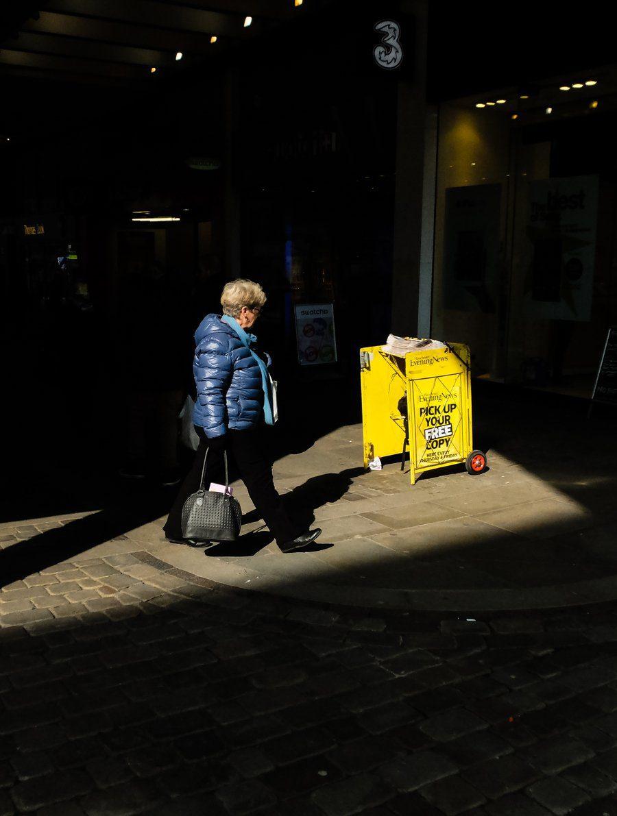 X20 street photography