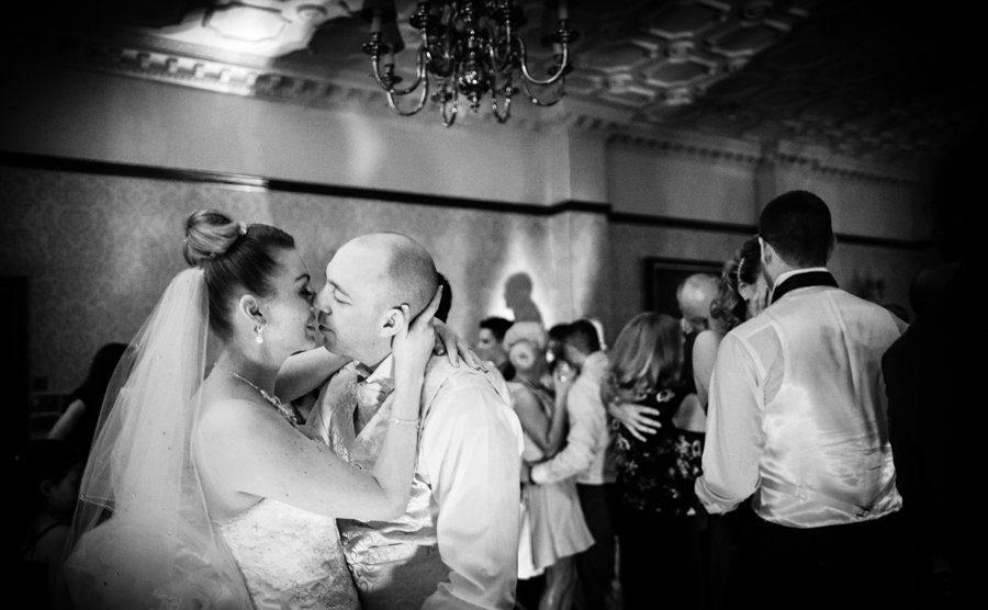 Nunsmere Hall wedding