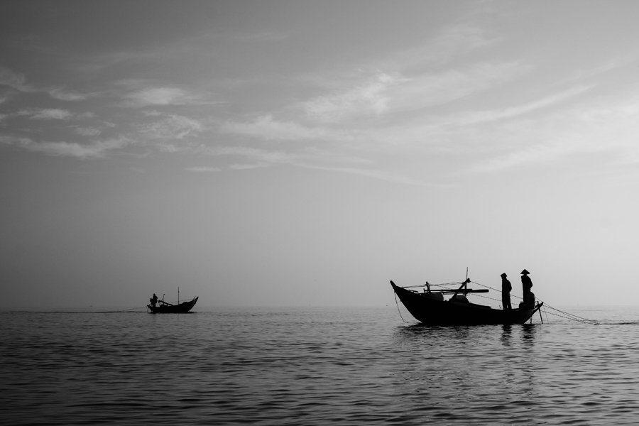 Boats vietnam