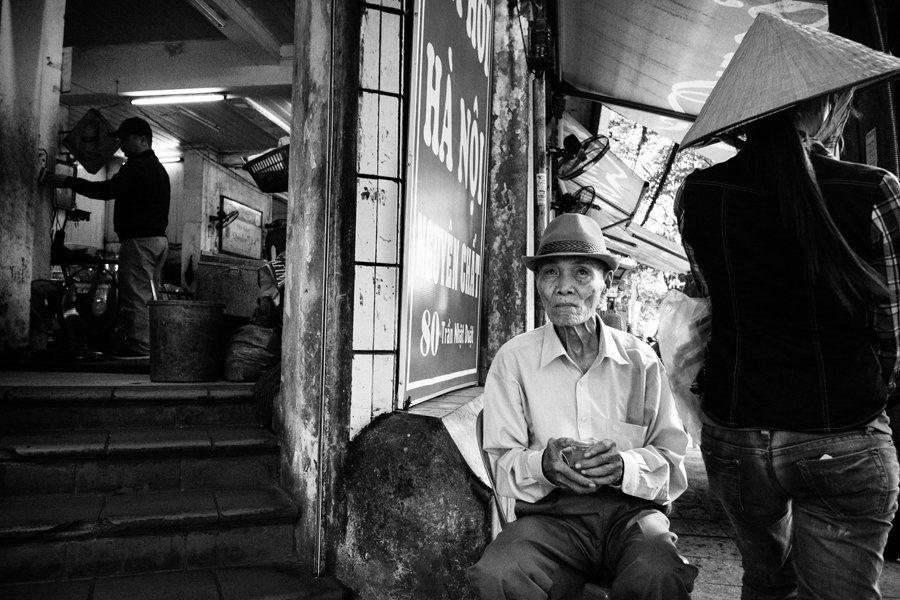 Street photos Hoi An