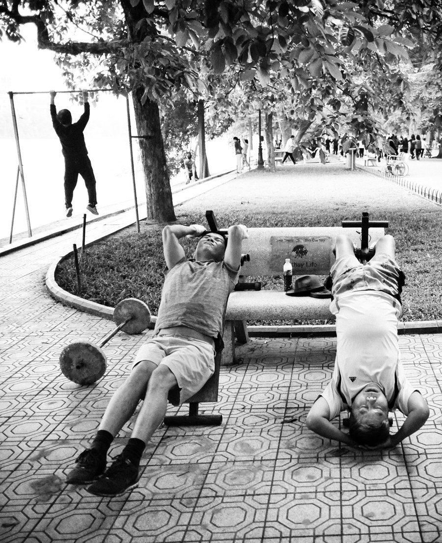 gym Hanoi