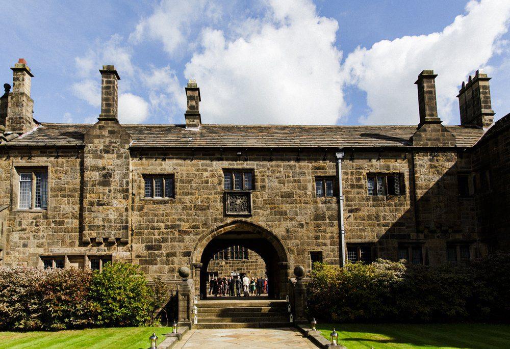 hoghton tower wedding venue