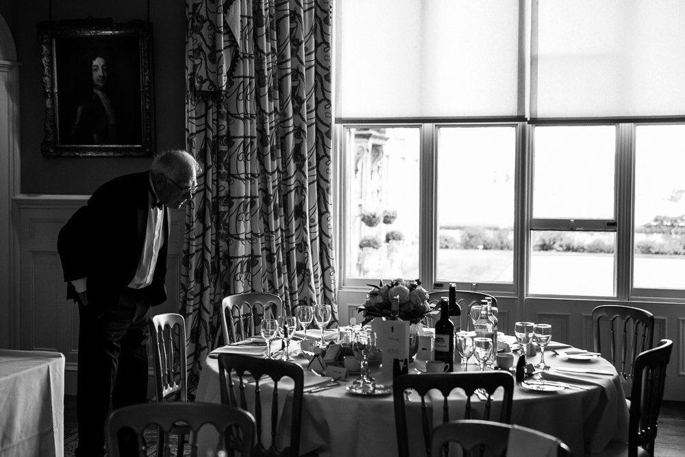 capesthorne hall wedding breakfast