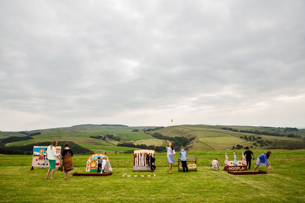 Common barn farm weddings