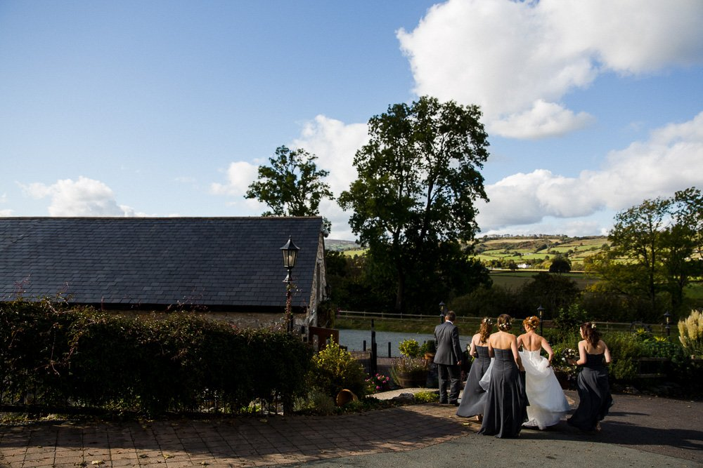 Plas Isaf Wedding