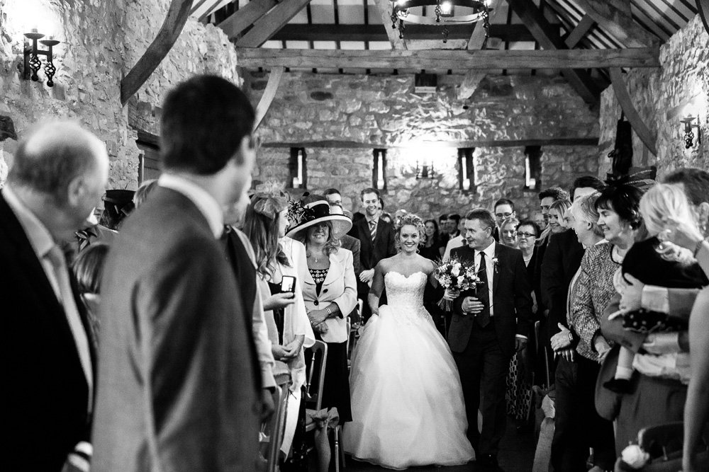 Plas Isaf Wedding Ceremony