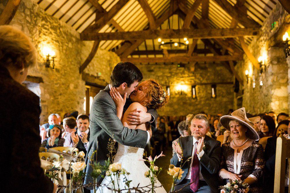 Wedding at Plas Isaf
