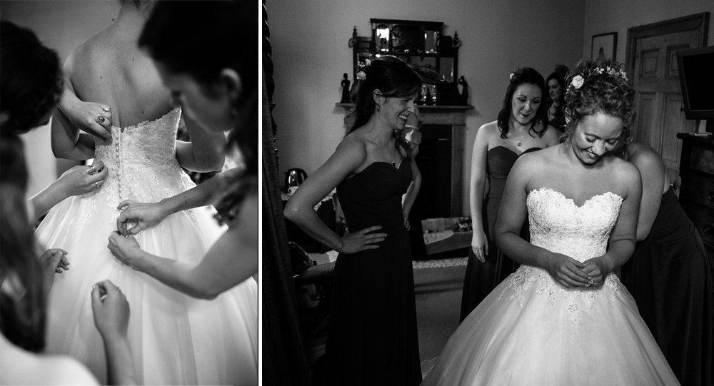 Plas Isaf wedding getting ready