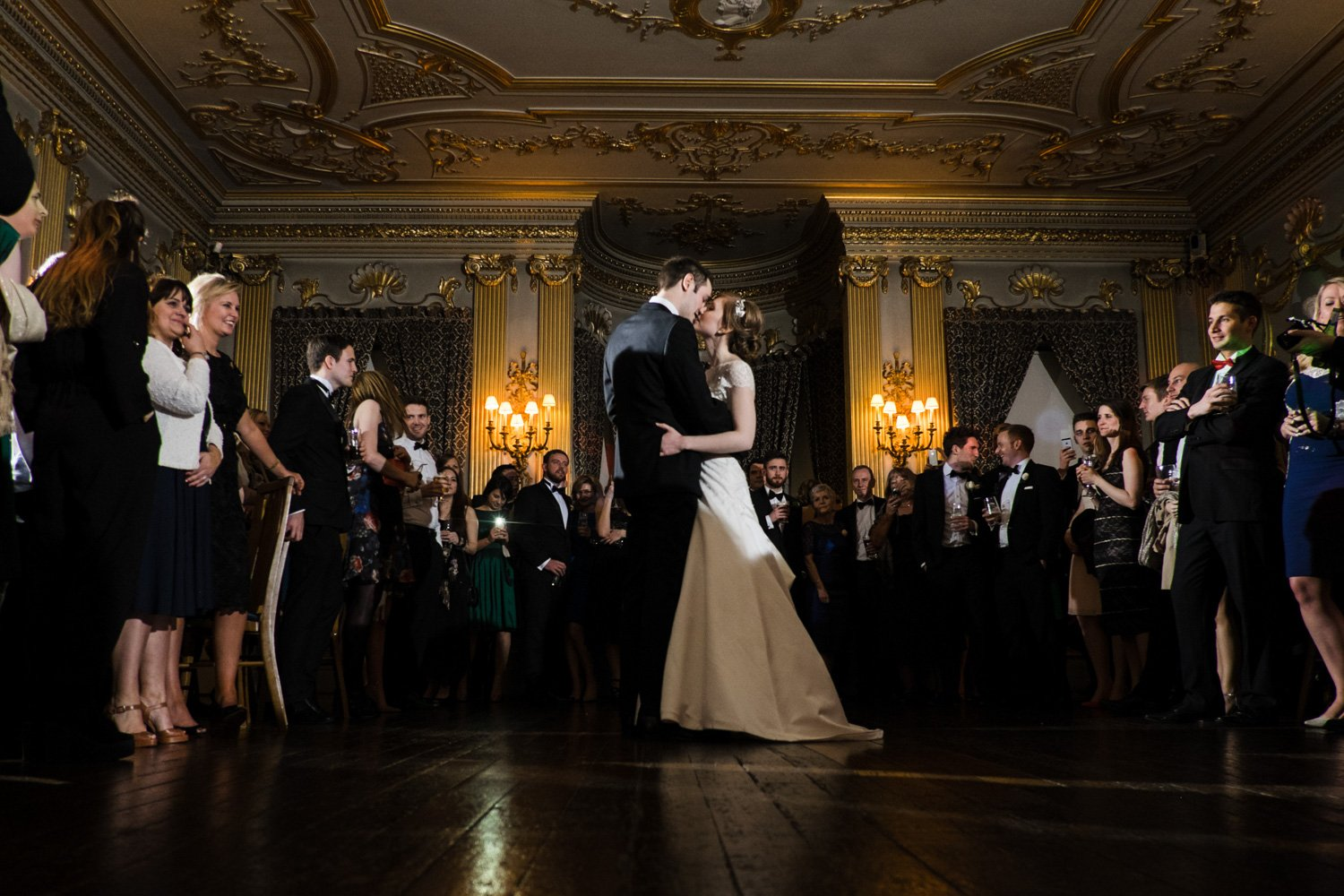 Knowsley Hall first dance
