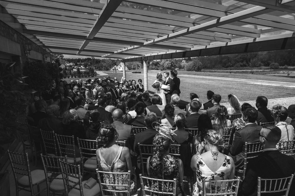 wedding barn yorkshire ceremony