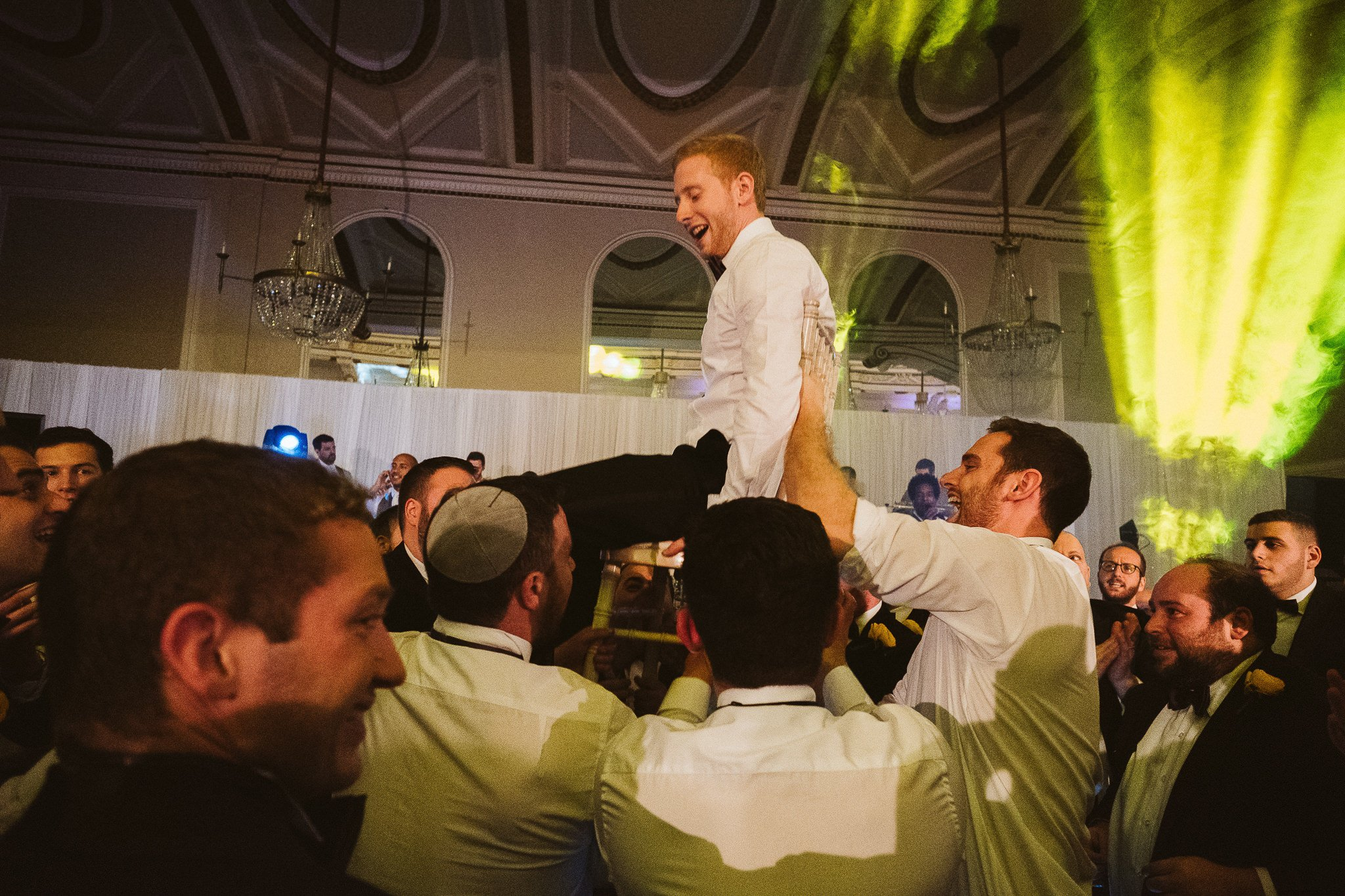 isreli dancing jewish wedding