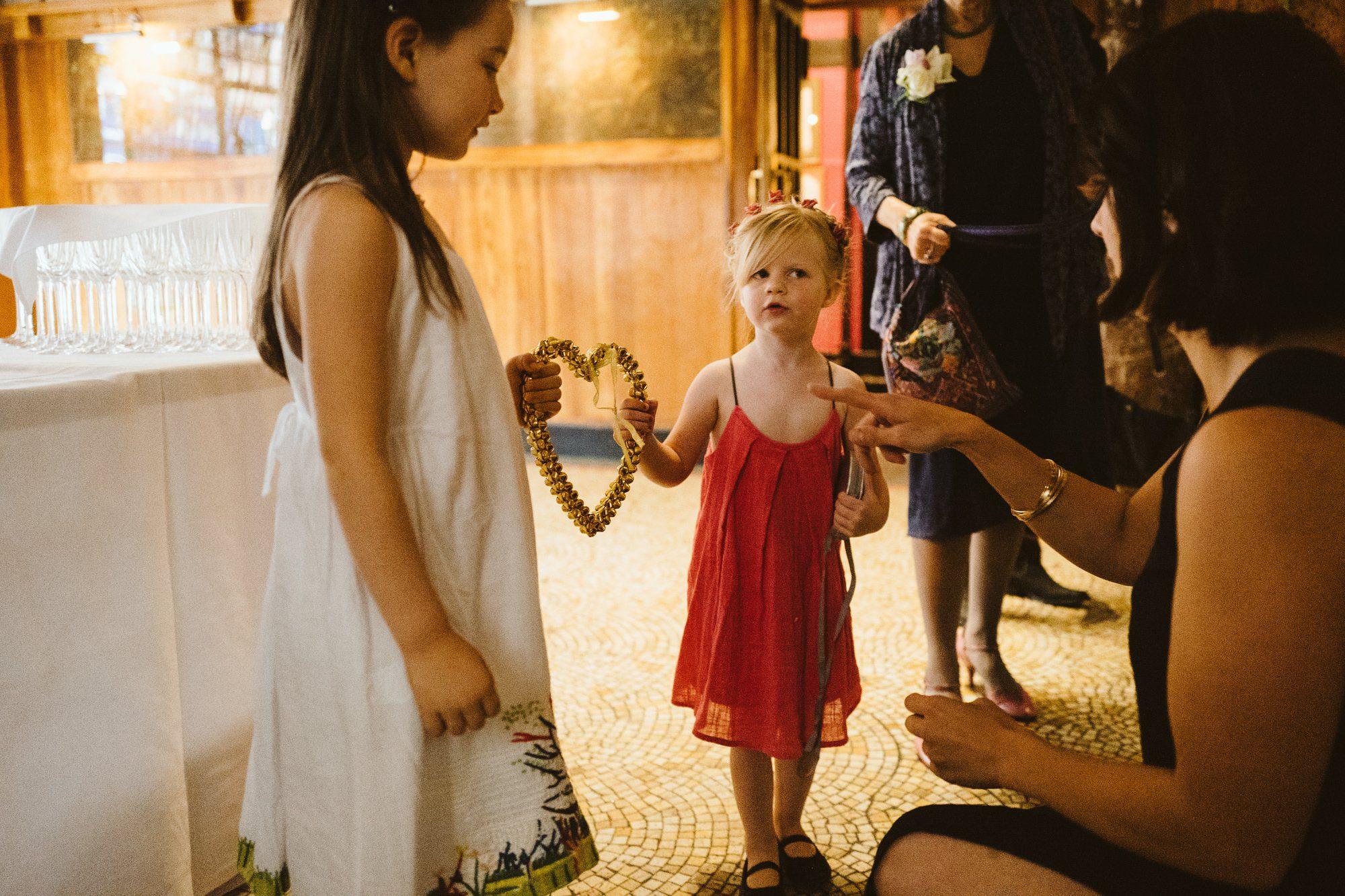 wedding ceremony Belle Epoque