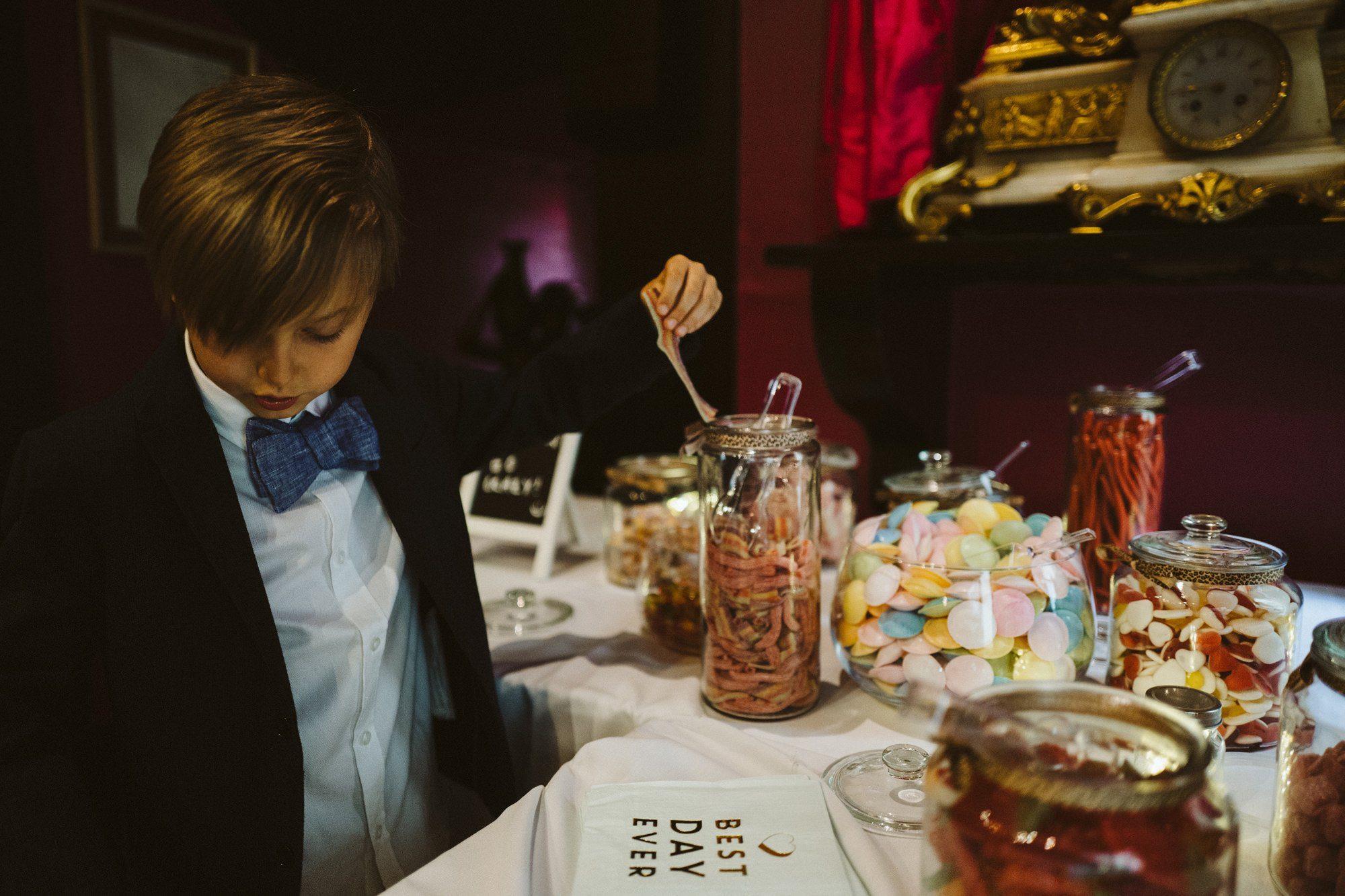 Belle Epoque wedding reception