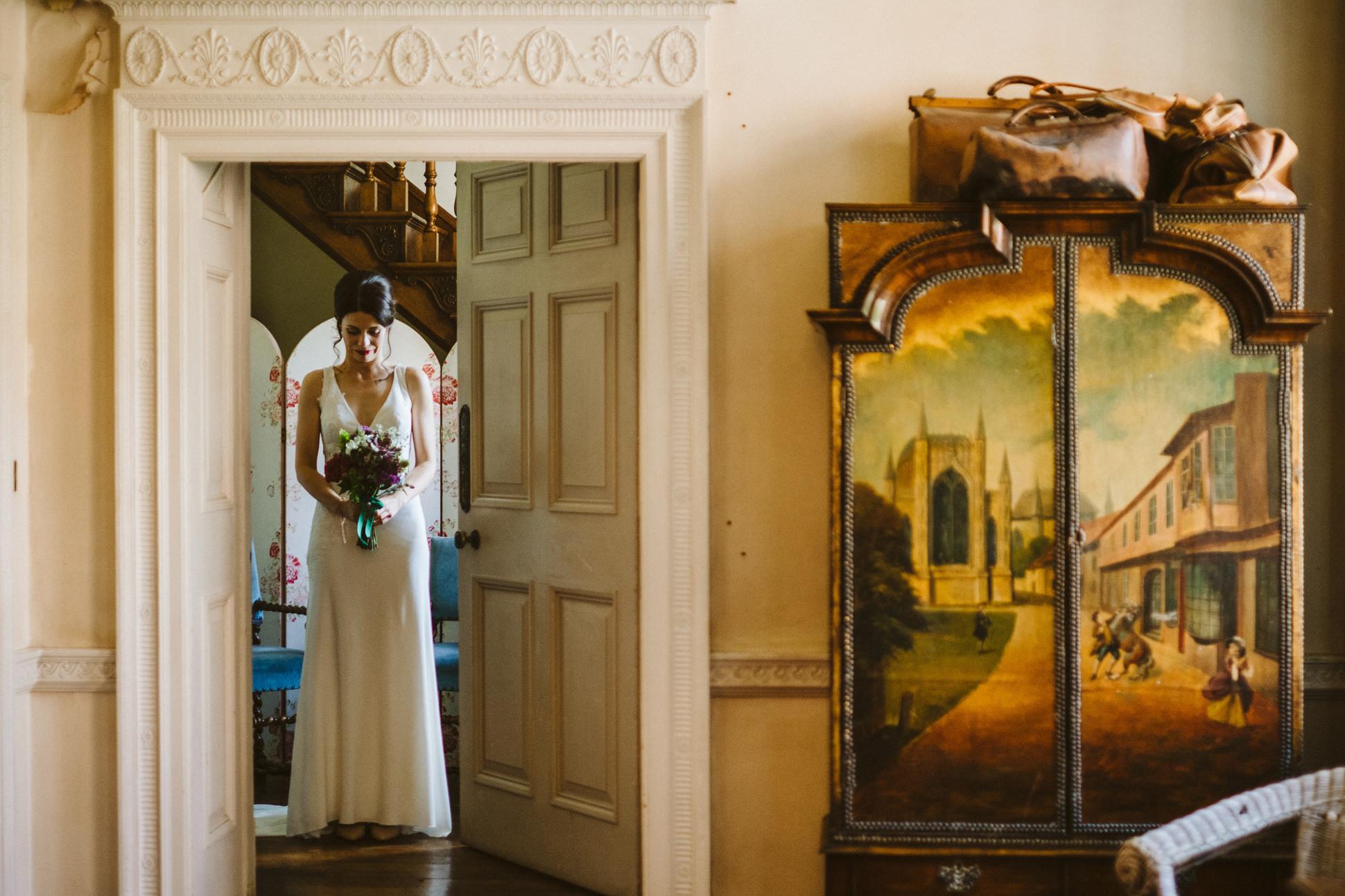 bride walcot hall
