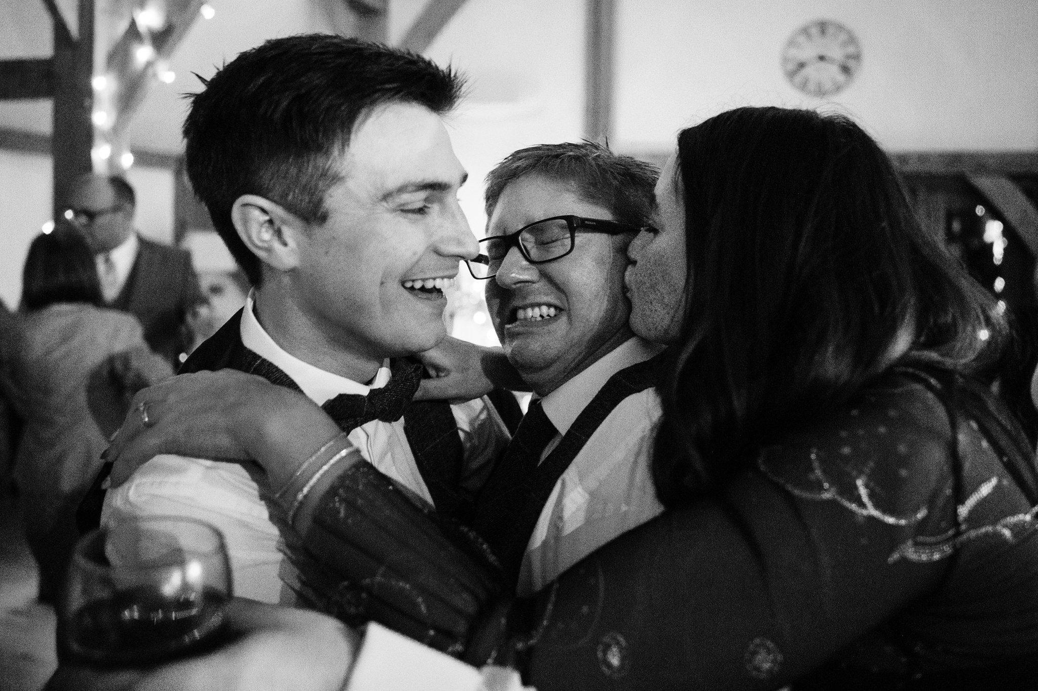documentary wedding photographer UK