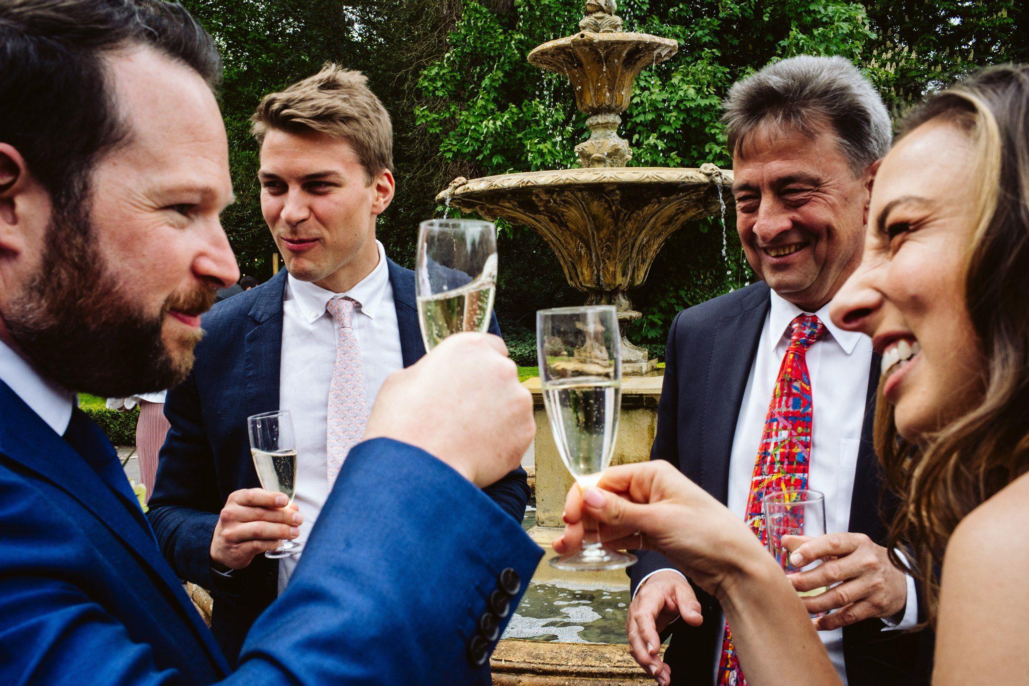 pendrall hall wedding photographer
