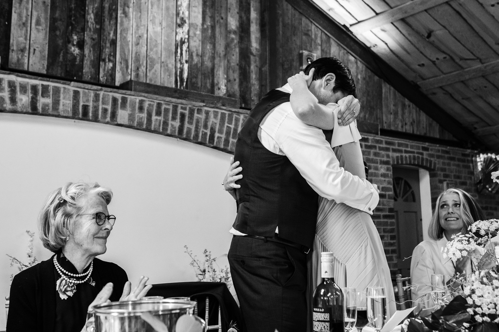 Owen House Barn wedding photogapher