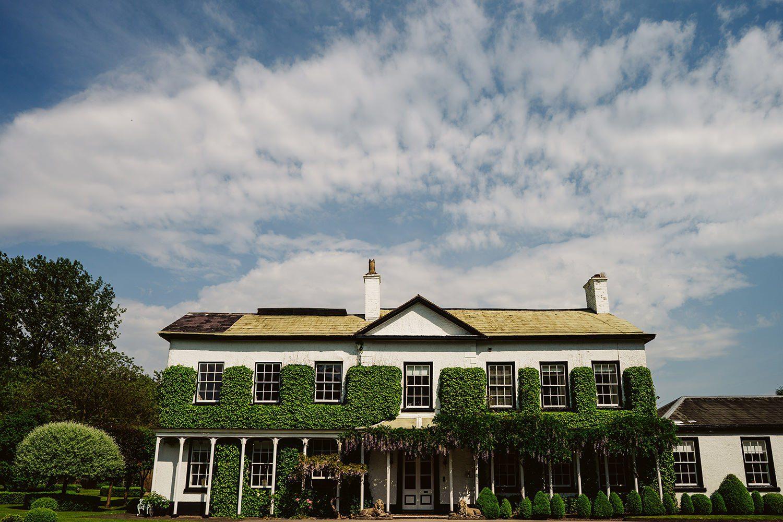 cheshire wedding venue statham lodge
