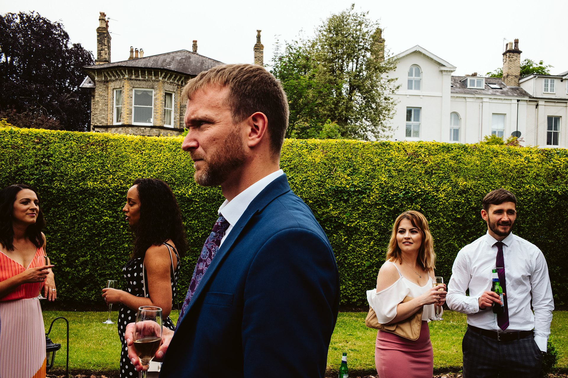 The Bowdon Rooms wedding photography